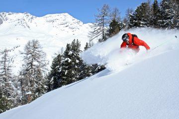 Cursos de ski fora de pista off-pist
