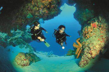 curso mergulho com garrafa glidetours